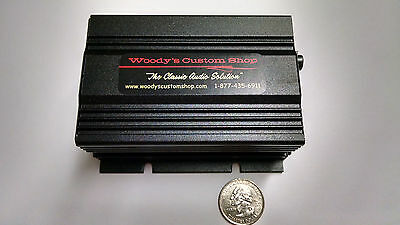 Add a Hidden/Secret iPod MP3 Player Stereo System to your Classic or Vintage Car