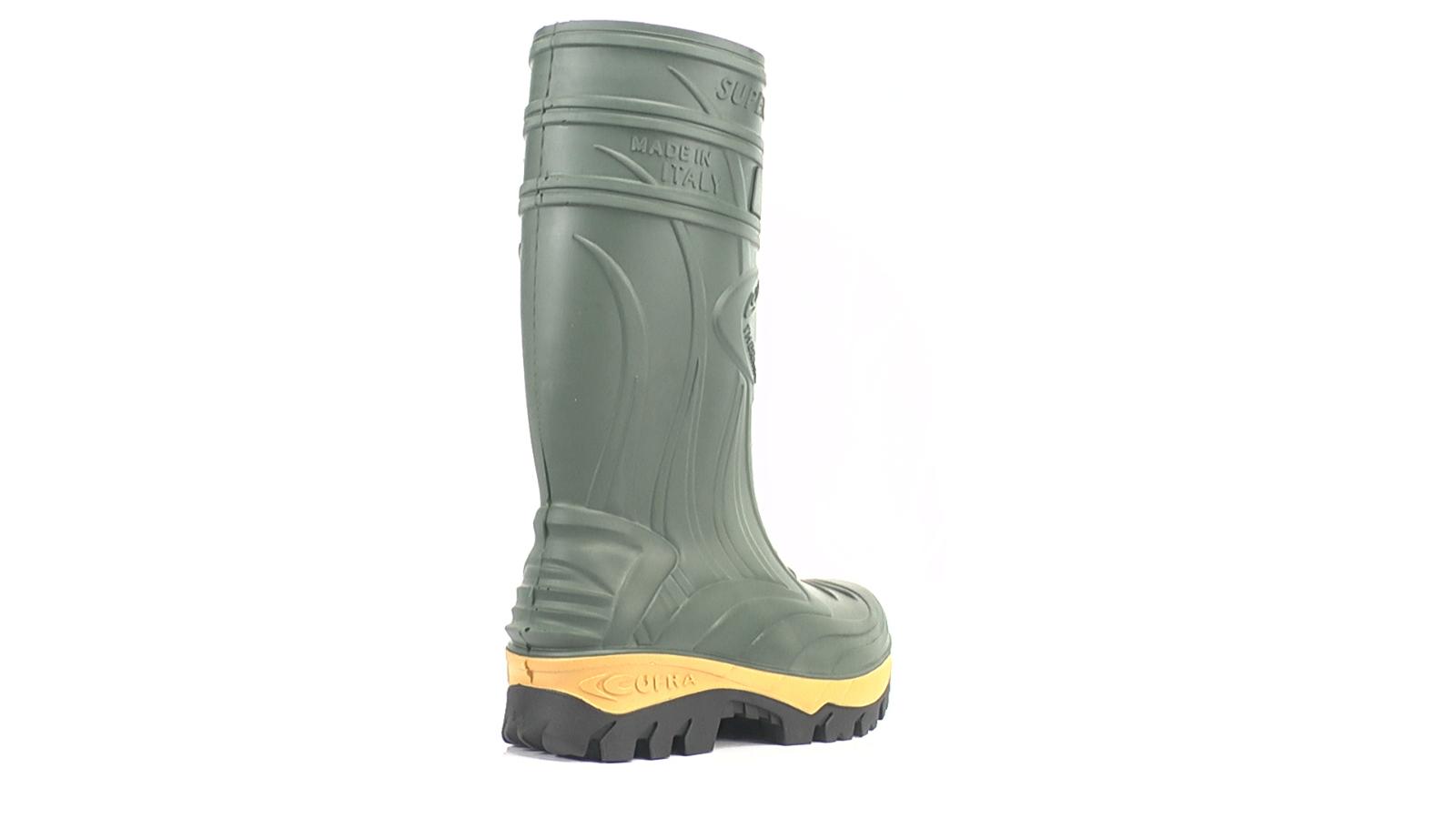 Cofra Safest S5 Safety Green Wellingtons Composite Toe Cap Midsole Metal Free