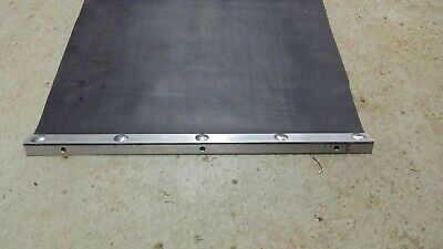 Made In Usa  Back Way Cover  Bridgeport Mills Upper Column/Rear Cover Only 3