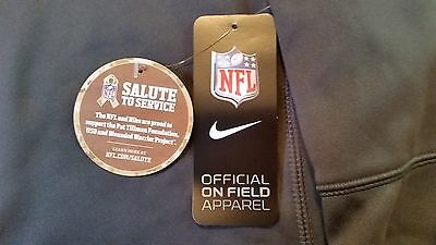 best sneakers 41527 d5b01 DALLAS COWBOYS 2016 Nike Nfl Salute To Service Hoodie 3Xl