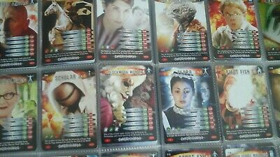 600 Different Doctor Who Trading Cards Battles In Time Monster Invasion Alien 2