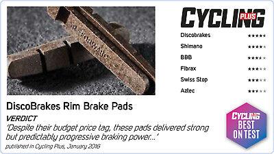 Magura Hydraulic Rim Rubber Brake Pads DiscoB HS11 HS22 HS33 HS66 HS77 HS 33 66 3