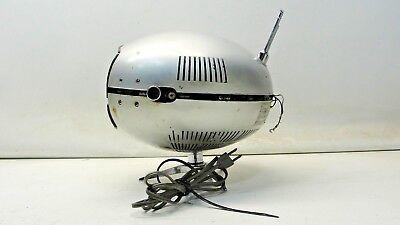 Panasonic Orbitel TR-005 UFO Transistor TV Vintage Mid Century Eyeball 7