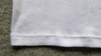 5-er Pack Damen Unterhemden extra lang Thieme Weiß BIO-Baumwolle Gr.52 NEU //M2