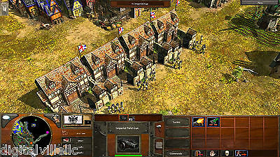 AGE OF EMPIRES 3 III PC Brand New Fast Shipping