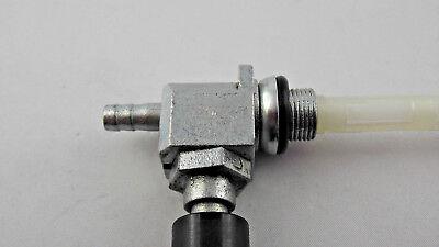 Benzinhahn M14x1,5 Außengewinde JAWA 350 fuel tap solide Qualität gerade