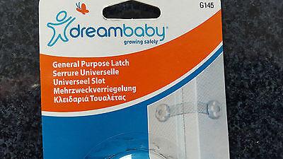 Dreambaby kindersicherung Allzweck Verschluss  Möbel  Kinderschutz Sicherheit R2