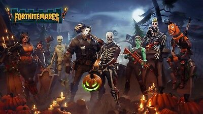 Fortnite Gaming Poster Print Wall Art Different variations  Xbox PS4 |UK Seller 10