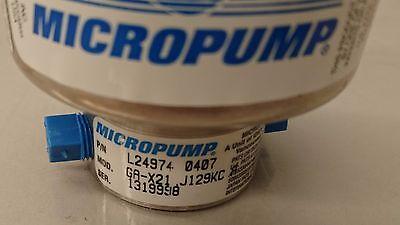 Micropump, Ga-X21 External Mag Drive Gear Pump Head
