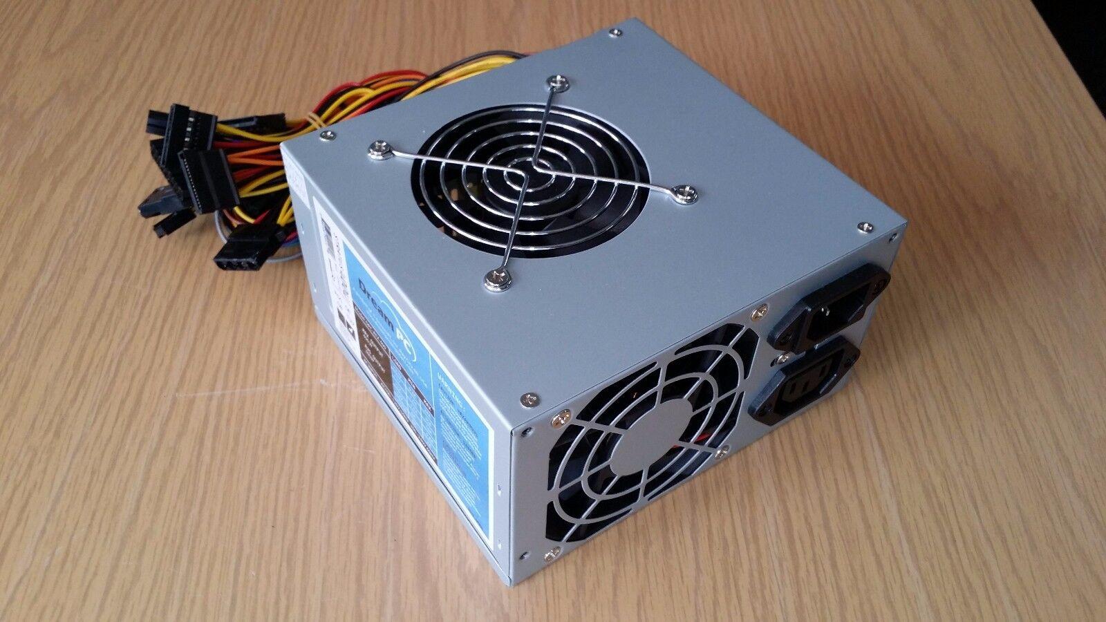 New PC Power Supply Upgrade for Gateway E Series EL1300G Desktop Computer