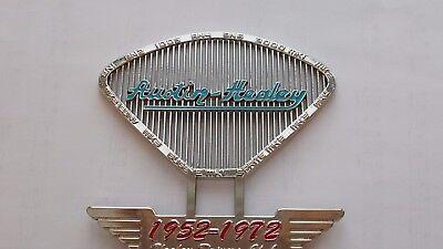 2X Austin Healey badge set BN1 BN2 100S BN4 BN6 3000 MK1 MK2 BUGEYE  sprite