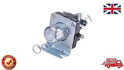 24V For Lucas 76732 Srb321 Type Starter Motor Universal Solenoid Bulk Head 2