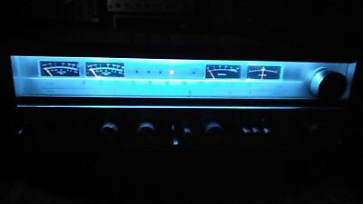 4 Ice Blue Leds Fits Pioneer Sx 580 680 780 850 880 950 980 1080 Mor