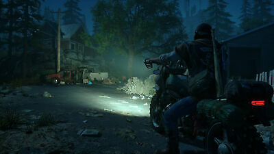 Days Gone Collectors Edition Sony PS4 Playstation 4 Outlaw Biker Doomsday Game 12