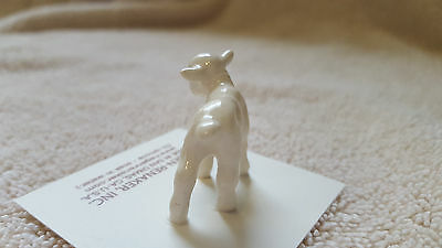 Hagen Renaker Lamb Figurine Miniature Nice Gift New Collect Free Shipping 00276