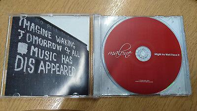Malone debut album on CD For fans of FEEDER TALLULAH 2