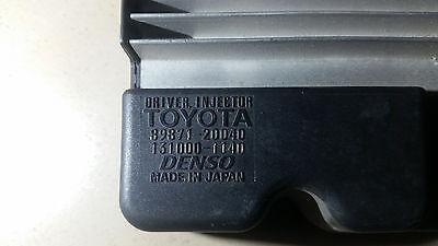 TOYOTA AVENSIS D4D ecu injector driver einsprtz steuerung 89871-20040
