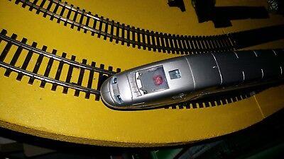 Bausatz Inneneinrichtung zu Mehano TGV OUIGO 11