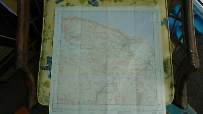 "Rare Ordnance Survey 2.5"" Map SS94 Minehead 1963 Dunster Selworthy Timberscombe 2"