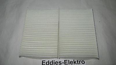 wtxl721k//05 2x Filtro Polline Per Siemens Classe Extra CHAMPION wtxl721k//01
