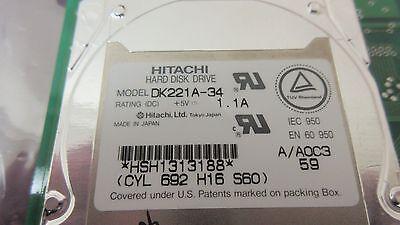 A3K-210A232 PCB, FD Control HDD Board, Hitachi DK221A-34, Hard Disk  Drive 412449