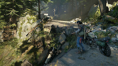 Days Gone Special Edition Sony PS4 Playstation 4 Outlaw Biker Doomsday Game 12