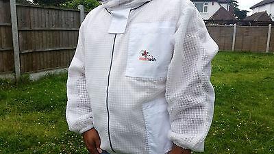 Ventilated Beekeeping Jacket Beekeeper Jacket fencing veil bee Jacket ALL SIZES 9
