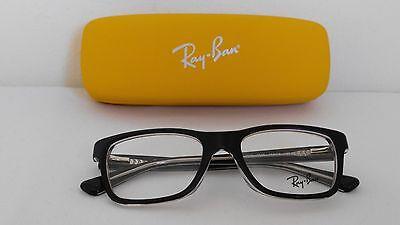 bd2ab689e1 2 of 10 Ray-Ban RB1536-3529 Junior Designer Glasses Eyeglasses Frames Size  46-16-