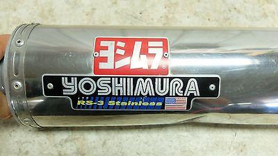 05 HYOSUNG GT650 GT 650 R Comet Yoshimura muffler pipe exhaust