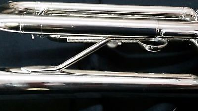 Trumpet-Bankruptcy-New Student To Intermediate Concert Silver Band Trumpets 3
