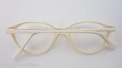 Bannis Kinderbrille Mädchenbrille unisex Kunststoff Weiss Panto preiswert  neu 4