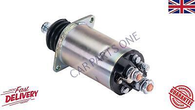 135521 24V Starter Motor Solenoid For Delco/Ford 10457116 New 3