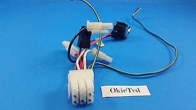 W10861655 WHIRLPOOL REFRIGERATOR Wire Harness; B5-4a ... on