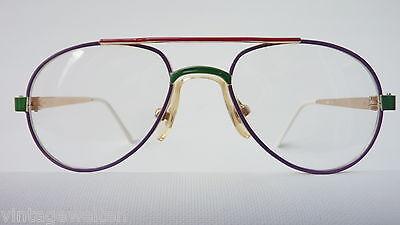 Tifous Kinderbrille Mädchenbrille lila rot grün Federbügel preiswert günstig neu 2