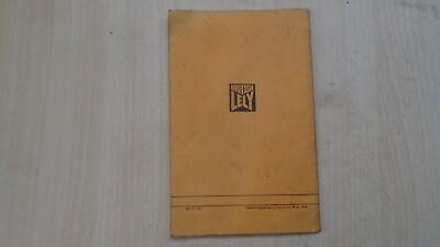 Lely V Mow 165 Instruction Manual 4