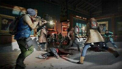 World War Z Ps4 Videogioco Play Station 4 Gioco Survivor Italiano Zombie Nuovo 5