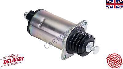 135521 24V Starter Motor Solenoid For Delco/Ford 10457116 New 2