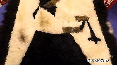 Llama Skin Rug Carpet Vidalondon