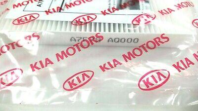 2013-2018 Kia Forte Cabin Air Filter A7F79-AQ000 Kia OEM Filter ...