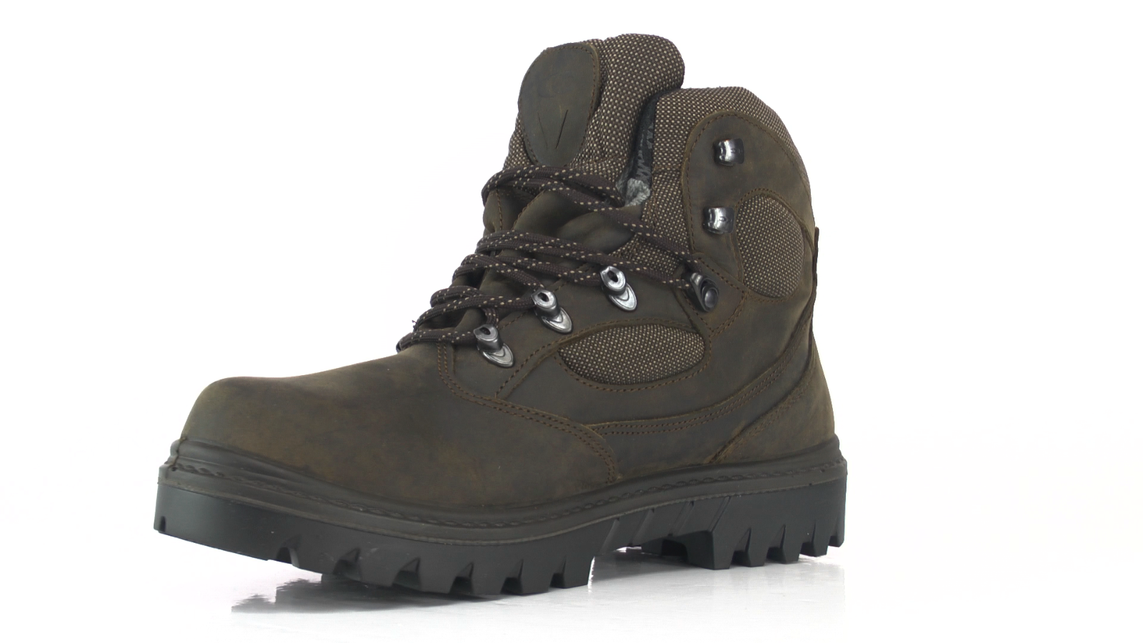 Cofra Cristobal Brown Lace Up Safety Work Gore-Tex Leather Waterproof Boots
