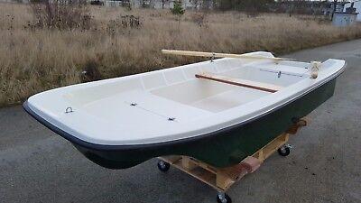 Flachpersenning Abdeckplane für Ruderboot Anka Spritzdecke Persenning