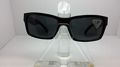 e89e9a7a3d VON ZIPPER ELMORE Pbv Sunglasses Glossy Black Polarized -  115.88 ...