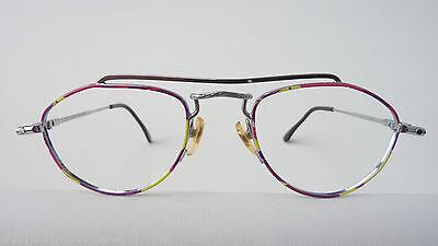 Pro Optik Sportbrille unisex Metallgestell Kinderfassung fetzige Farbe GR:L TOP 2