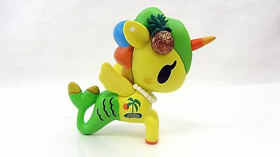 "MAREA Mermicorno crab Tokidoki unicorn mermaid 2.25/""x3/"" Vinyl Figure"