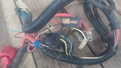 toro wheel horse 1232xl lawn tractor wiring harness • 29 99 toro wheel horse 1232xl lawn tractor wiring harness 4