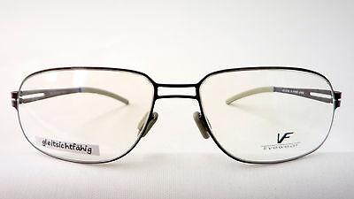 Michel Henau Sportliche Brille Hornoptik Herrenbrille Damengestell 55-16 Gr Damen-accessoires M