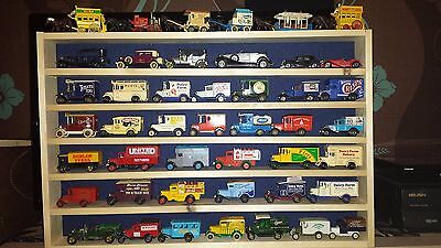 Model Car Wall Display Racks