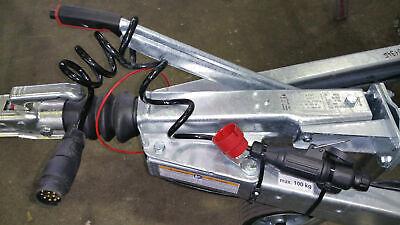 Autotransporter L- AT 350 G-K 1500 kg Pongratz kippbar mit Spiralkabel 8