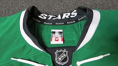 2 of 4 New Dallas Stars Authentic Team Issued Reebok Edge 2.0 Hockey Jersey  NHL Green 1f3f6b5d1