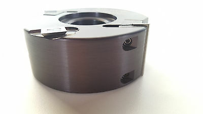 Flury 134 x 40 x 30 mm Universal Profilmesserkopf Falzmesserkopf v Neu